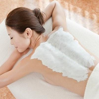 tắm trắng bằng bột sắn dây